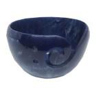 Scheepjes Dark Blue Resin Yarn Bowl