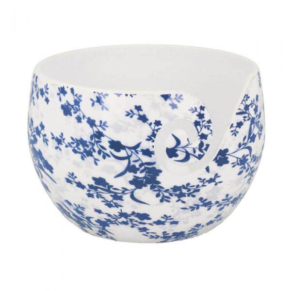 Scheepjes Blue Leaf Bowl