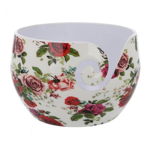 Scheepjes Roses Yarn Bowl