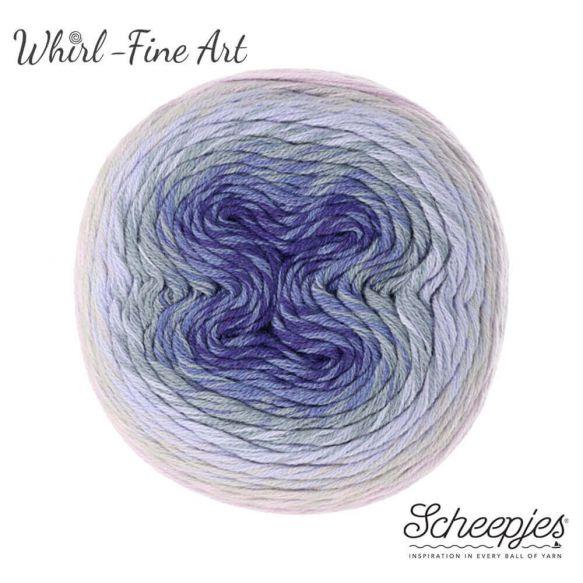 Scheepjes Whirl Fine Art 651 Impressionism