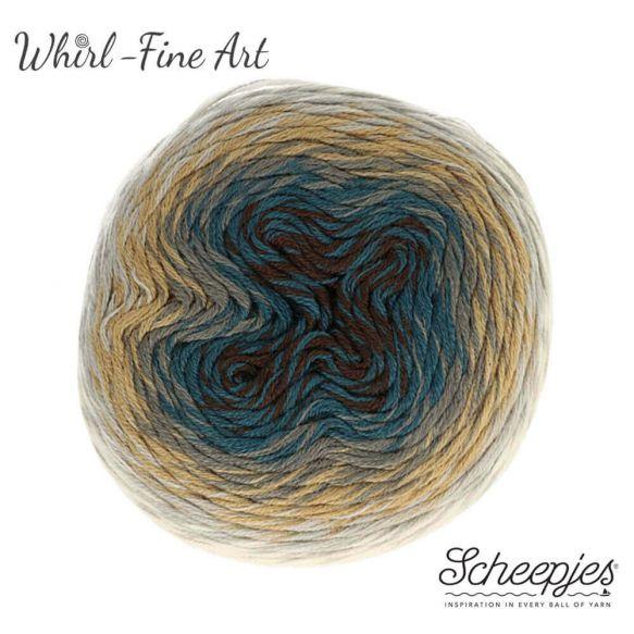 Scheepjes Whirl Fine Art 654 Cubism